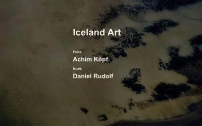 Video Iceland Art