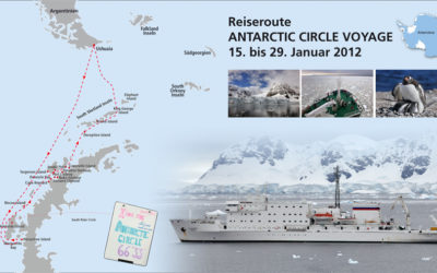 Reisetagebuch Antarctica 2012
